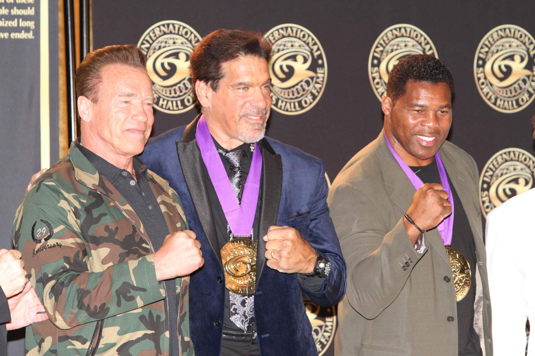 View and purchase photos from the Arnold Sports Festival.